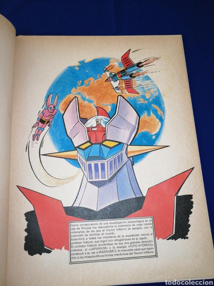 Cómics: MAZINGUER número 2 - DETENGAN AL EJÉRCITO DE ASHLER - Foto 9 - 257442455