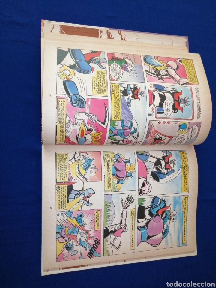 Cómics: MAZINGUER número 2 - DETENGAN AL EJÉRCITO DE ASHLER - Foto 10 - 257442455