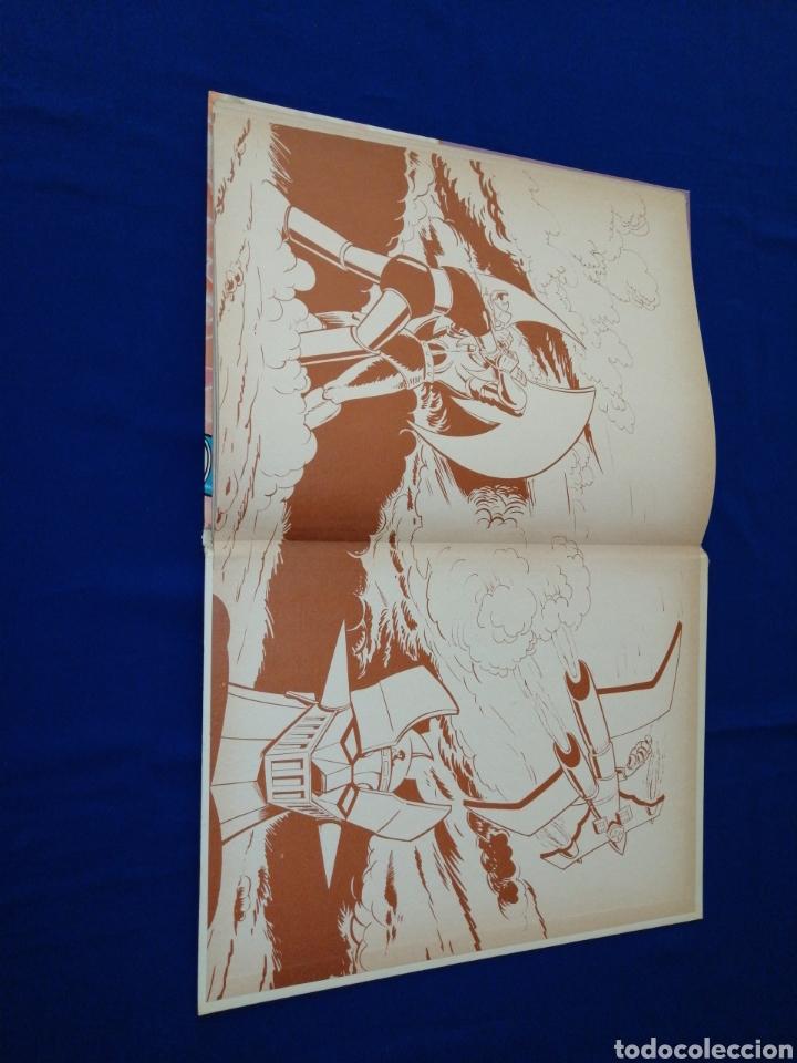 Cómics: MAZINGUER número 2 - DETENGAN AL EJÉRCITO DE ASHLER - Foto 11 - 257442455