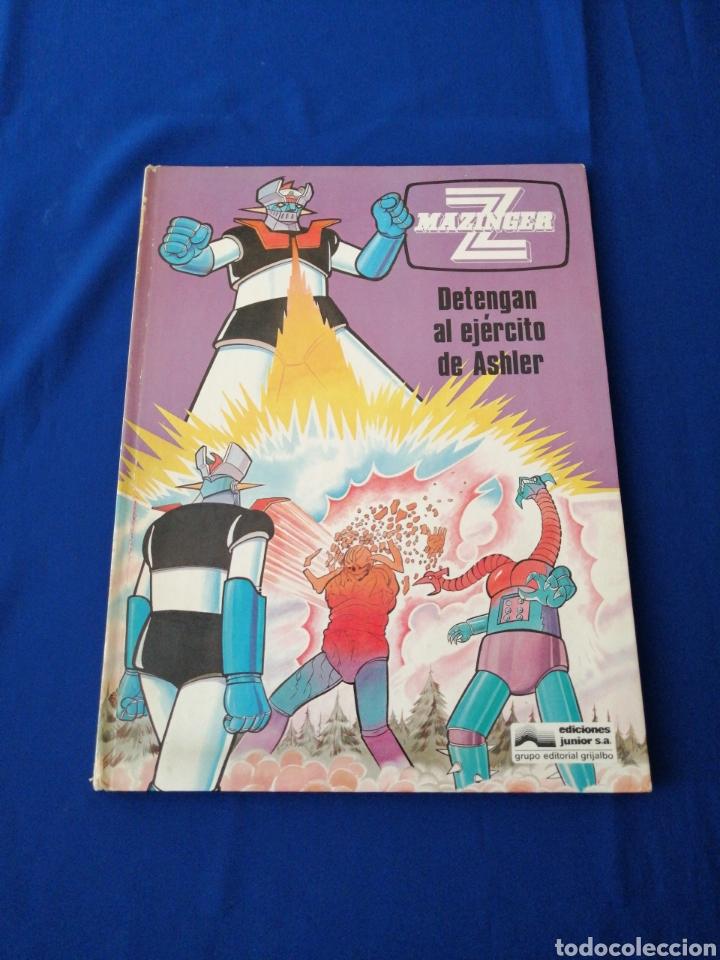 MAZINGUER NÚMERO 2 - DETENGAN AL EJÉRCITO DE ASHLER (Tebeos y Comics - Grijalbo - Otros)