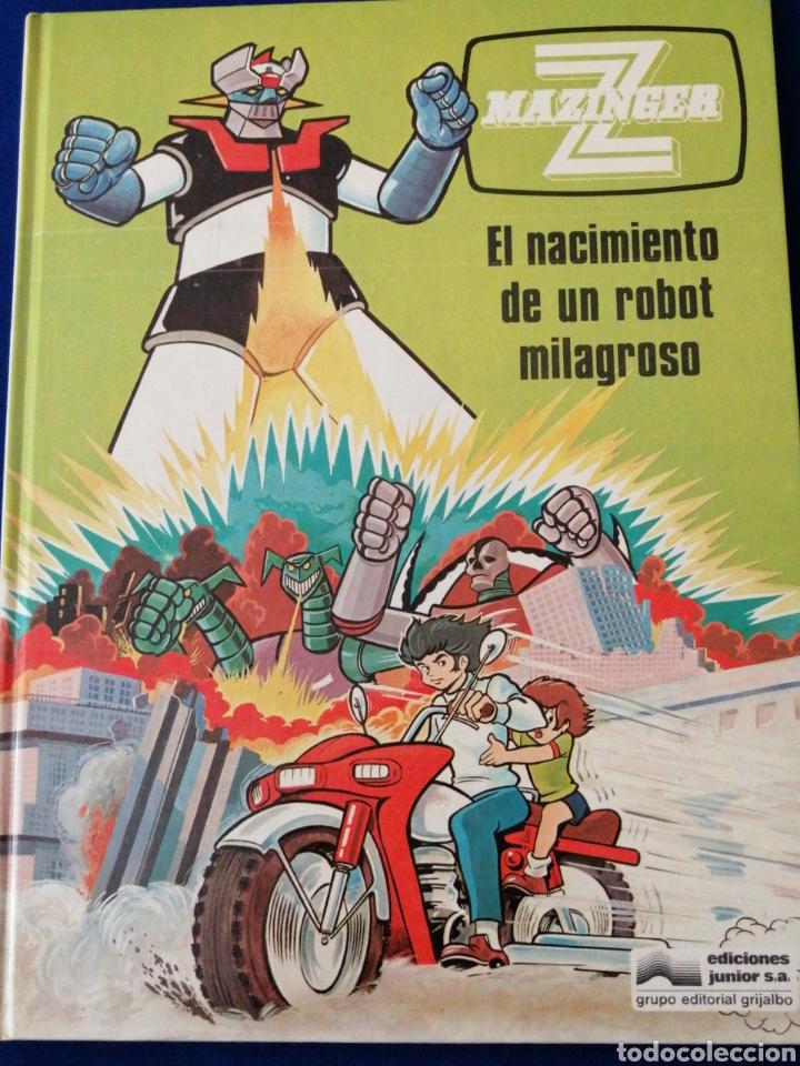 Cómics: MAZINGUER número 1 EL NACIMIENTO DE UN ROBOT - Foto 2 - 257445270