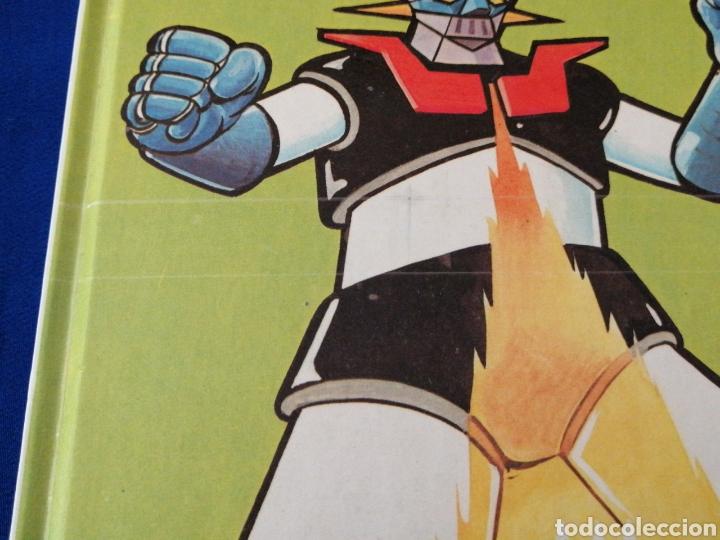 Cómics: MAZINGUER número 1 EL NACIMIENTO DE UN ROBOT - Foto 3 - 257445270
