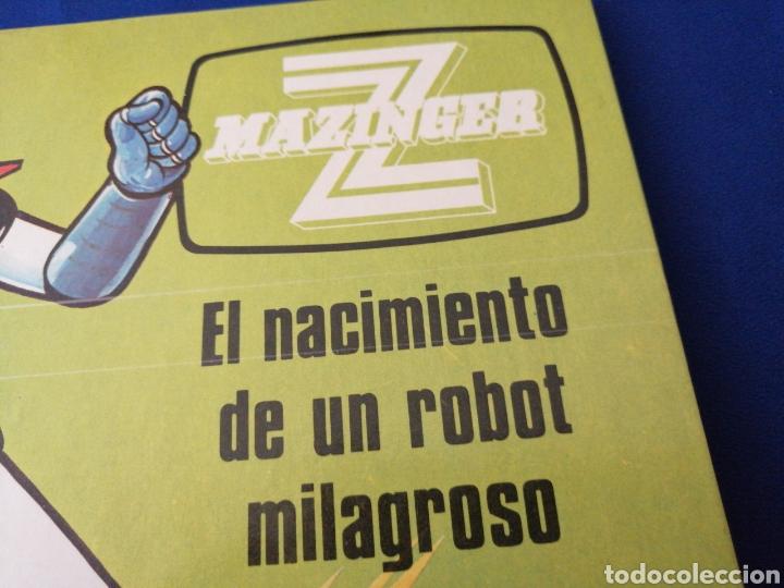 Cómics: MAZINGUER número 1 EL NACIMIENTO DE UN ROBOT - Foto 4 - 257445270