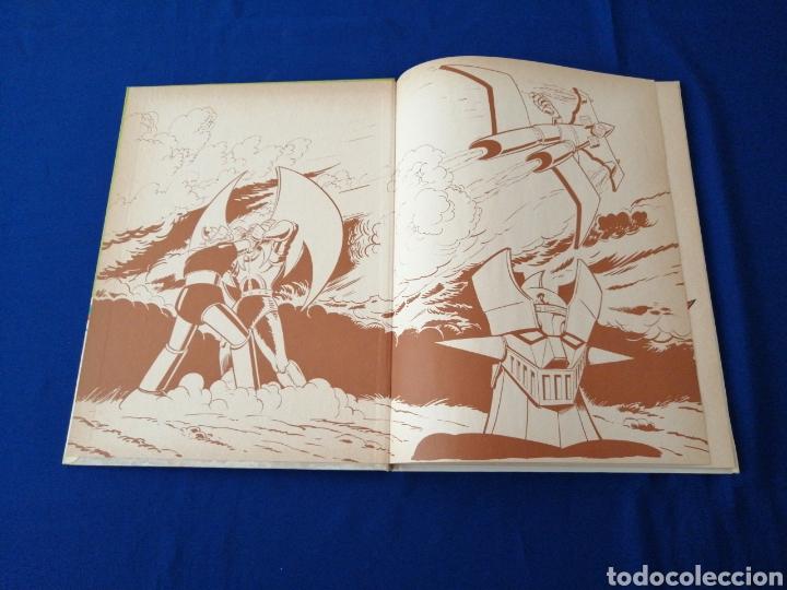 Cómics: MAZINGUER número 1 EL NACIMIENTO DE UN ROBOT - Foto 5 - 257445270