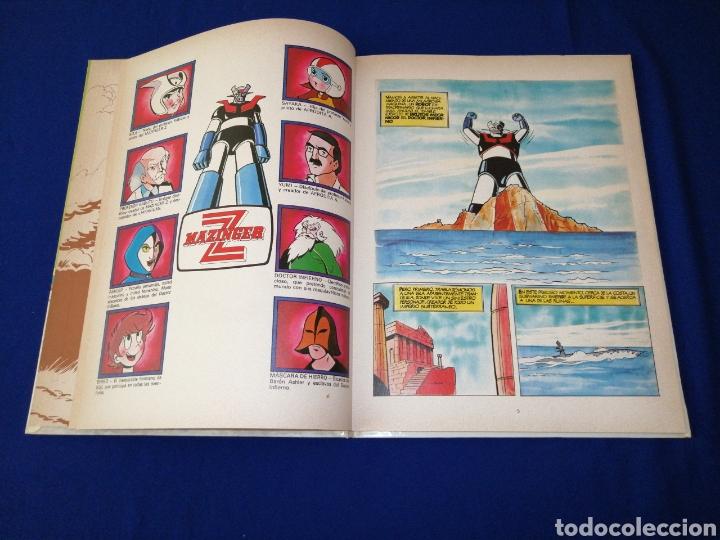 Cómics: MAZINGUER número 1 EL NACIMIENTO DE UN ROBOT - Foto 9 - 257445270