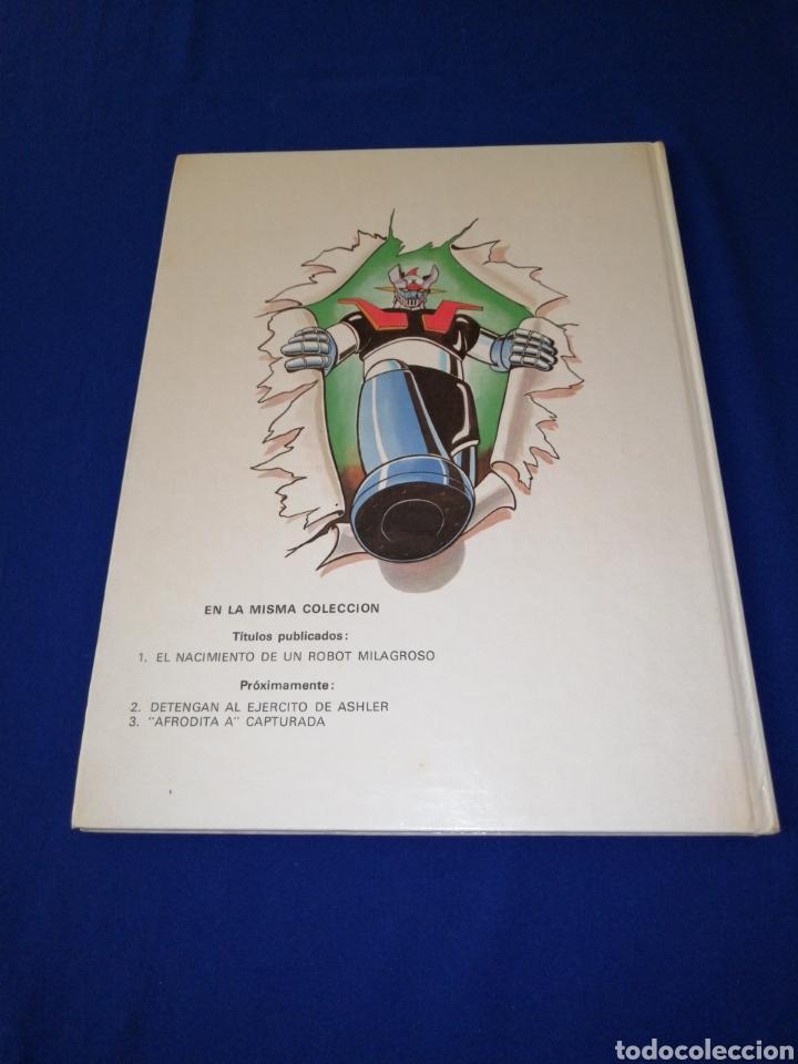 Cómics: MAZINGUER número 1 EL NACIMIENTO DE UN ROBOT - Foto 13 - 257445270