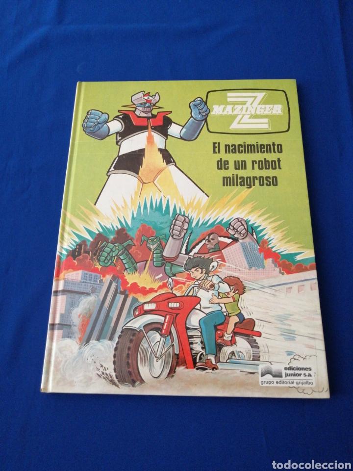 MAZINGUER NÚMERO 1 EL NACIMIENTO DE UN ROBOT (Tebeos y Comics - Grijalbo - Otros)