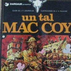 Cómics: UN TAL MC COY --GOURMELEN--PALACIOS. Lote 257699970
