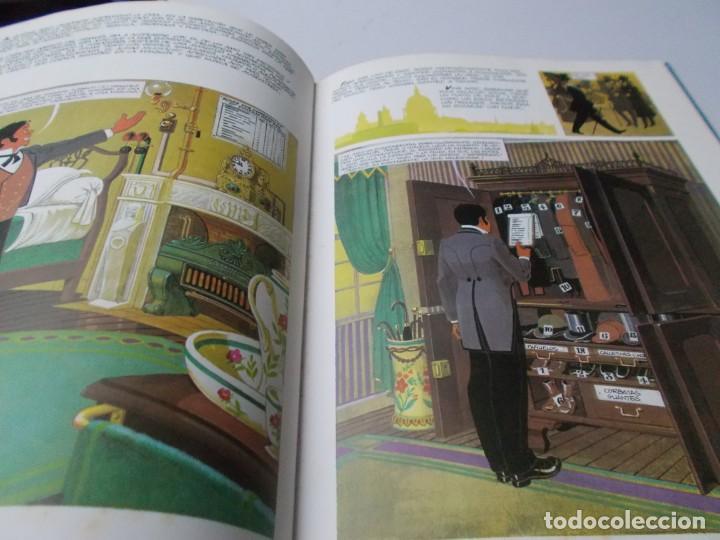 Cómics: LA VUELTA AL MUNDO EN 80 DÍAS Mi linterna mágica - Foto 6 - 257714955