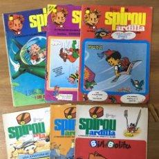 Fumetti: SPIROU ARDILLA. Lote 257781605