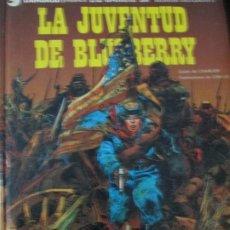 Cómics: LA JUVENTUD DE BLUEBERRY-N 12-CHARLIER-GIRAUD. Lote 257798445