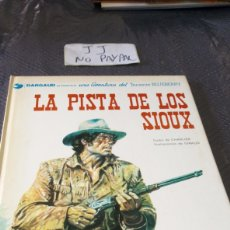 Cómics: BLUEBERRY NÚMERO 5 LA PISTA DE LOS SIOUX VER FOTOS LOMO ALGO AMARILLO DEL TIEMPO. Lote 257966520