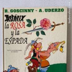 Cómics: ASTERIX #29 LA RODA Y LA ESPADA EDICIONES JUNIOR. Lote 288188608