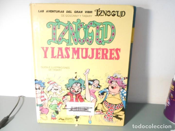 IZNOGUD Y LAS MUJERES (Tebeos y Comics - Grijalbo - Iznogoud)
