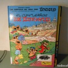 Cómics: EL CUMPLEAÑOS DE IZNOGUD. Lote 258161085