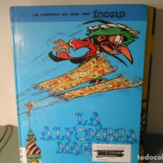 Cómics: IZNOGUD LA ALFOMBRA MAGICA. Lote 258164090