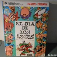 Cómics: EL DIA DE LOS LOCOS. Lote 258164525
