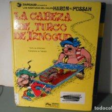 Cómics: LA CABEZA DE TURCO DE IZNOGUD. Lote 258165685