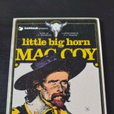 Cómics: MAC COY 08. LITTLE BIG HORN. GRIJALBO.. Lote 258509935