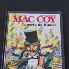 Fumetti: MAC COY 19. LA CARTA DE HUALCO. GRIJALBO. Lote 258510315