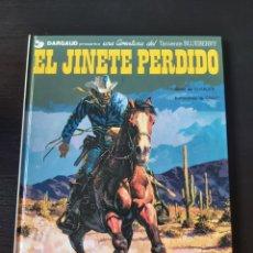 Fumetti: BLUEBERRY 19. EL JINETE PERDIDO. GRIJALBO. Lote 258510990