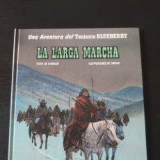 Fumetti: BLUEBERRY 20. LA LARGA MARCHA. GRIJALBO. Lote 258511415
