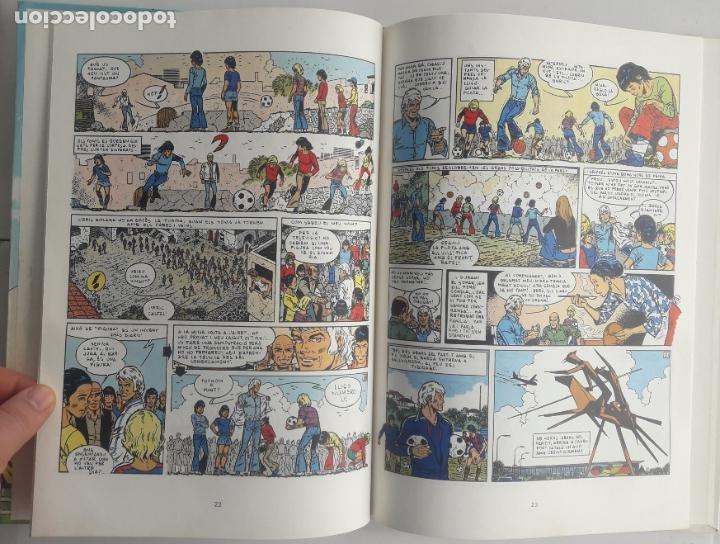 Cómics: ERIC CASTEL Nº 1 - CASTEL I ELS TONIS EN CATALAN 1980 - Foto 2 - 258790915