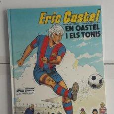 Cómics: ERIC CASTEL Nº 1 - CASTEL I ELS TONIS EN CATALAN 1980. Lote 258790915
