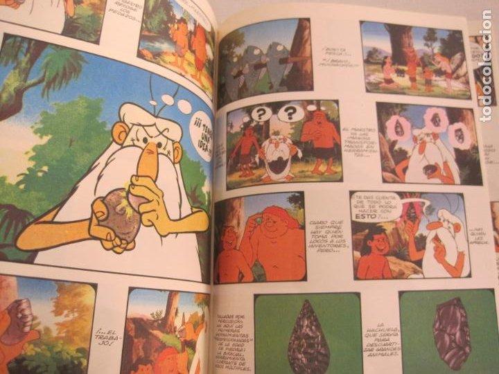 Cómics: ERASE UNA VEZ EL HOMBRE-COLECCIÓN COMPLETA 13 COMICS-EDICIONES JUNIOR-VER FOTOS-(V-22.692) - Foto 4 - 259332195