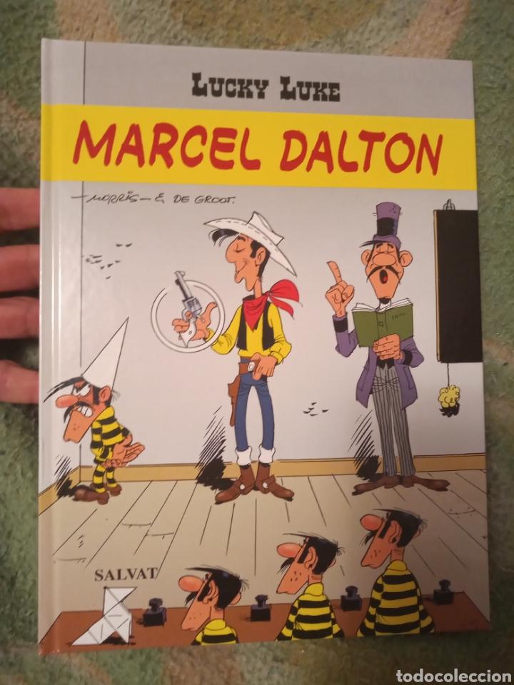 LUCKY LUKE MARCEL DALTON SALVAT (Tebeos y Comics - Grijalbo - Lucky Luke)