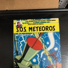 Cómics: LAS AVENTURAS DE BLAKE Y MORTIMER T5: SOS METEOROS, DE EDGAR P. JACOBS. Lote 260364020