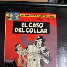 Cómics: LAS AVENTURAS DE BLAKE Y MORTIMER T7: EL CASO DEL COLLAR, DE EDGAR P. JACOBS. Lote 260364115