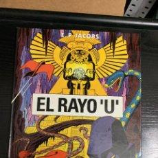 Cómics: EL RAYO U, DE EDGAR P. JACOBS. Lote 260364565