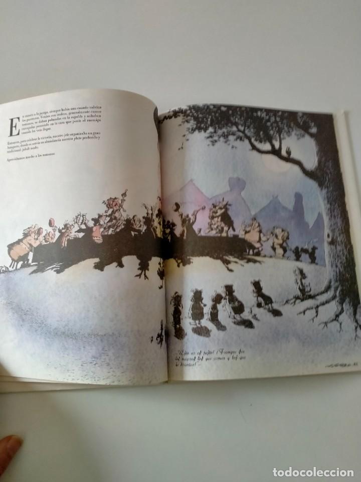 Cómics: Astérix Cómo Obélix se cayó en la marmita del druida Ediciones Junior Año 1993 - Foto 6 - 260457900