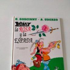 Cómics: ASTÉRIX NÚMERO 29 LA ROSA Y LA ESPADA EDICIONES JUNIOR AÑO 1993. Lote 260462705