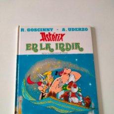 Cómics: ASTÉRIX EN LA INDIA NÚMERO 28 EDICIONES JUNIOR AÑO 1993. Lote 260463155