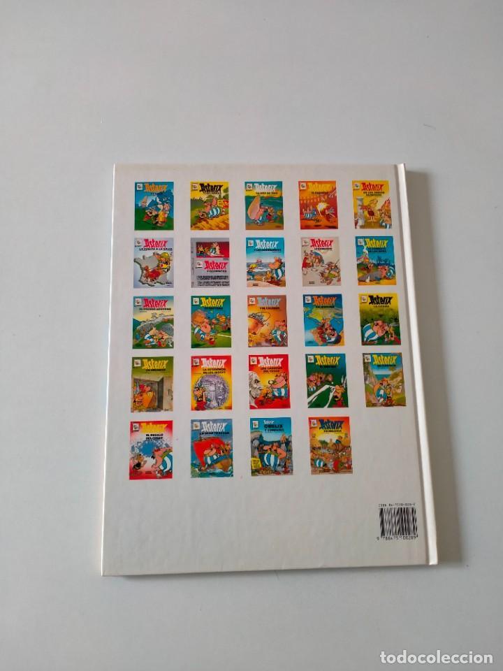 Cómics: Astérix en Hispania número 14 Grijalbo-Dargaud Año 1993 Tapa Dura - Foto 2 - 260489730