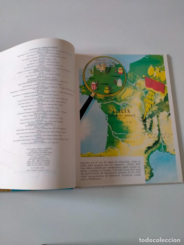 Cómics: Astérix en Hispania número 14 Grijalbo-Dargaud Año 1993 Tapa Dura - Foto 4 - 260489730