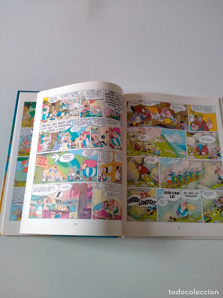 Cómics: Astérix en Hispania número 14 Grijalbo-Dargaud Año 1993 Tapa Dura - Foto 6 - 260489730