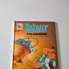Cómics: ASTÉRIX Y EL CALDERO NÚMERO 13 GRIJALBO-DARGAUD AÑO 1993 TAPA DURA. Lote 260492360