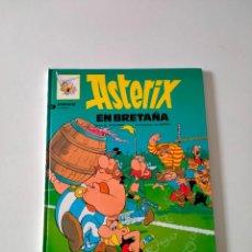 Fumetti: ASTÉRIX EN BRETAÑA NÚMERO 12 GRIJALBO-DARGAUD AÑO 1993 TAPA DURA. Lote 260493595