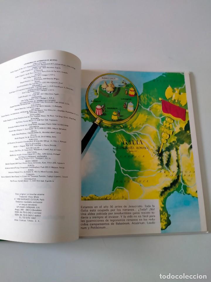 Cómics: Astérix número 11 El Escudo Arverno Grijalbo-Dargaud Año 1993 Tapa Dura - Foto 5 - 260494815