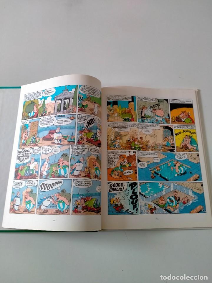 Cómics: Astérix número 11 El Escudo Arverno Grijalbo-Dargaud Año 1993 Tapa Dura - Foto 6 - 260494815