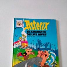 Fumetti: ASTÉRIX NÚMERO 10 EL COMBATE DE LOS JEFES GRIJALBO-DARGAUD AÑO 1992 TAPA DURA. Lote 260497960