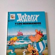 Cómics: ASTÉRIX Y LOS NORMANDOS NÚMERO 8 GRIJALBO-DARGAUD AÑO 1992 TAPA DURA. Lote 260501130