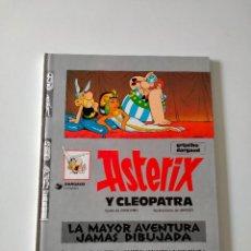 Cómics: ASTÉRIX Y CLEOPATRA NÚMERO 7 GRIJALBO-DARGAUD AÑO 1992 TAPA DURA. Lote 260502290