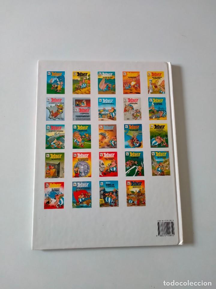 Cómics: Astérix y Cleopatra número 7 Grijalbo-Dargaud Año 1992 Tapa Dura - Foto 2 - 260502290
