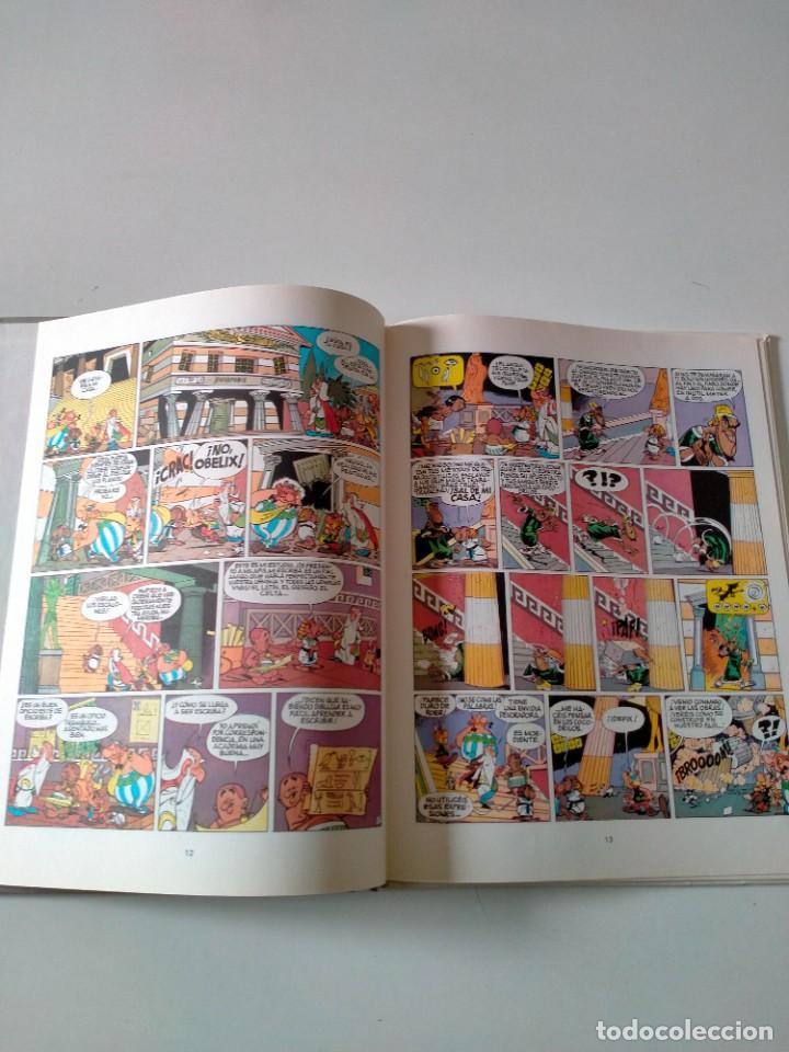 Cómics: Astérix y Cleopatra número 7 Grijalbo-Dargaud Año 1992 Tapa Dura - Foto 6 - 260502290