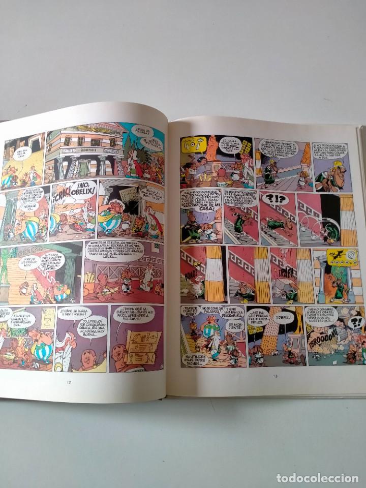 Cómics: Astérix y Cleopatra número 7 Grijalbo-Dargaud Año 1992 Tapa Dura - Foto 7 - 260502290