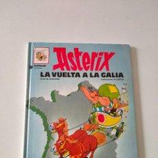 Cómics: ASTÉRIX NÚMERO 6 LA VUELTA A LA GALIA GRIJALBO-DARGAUD AÑO 1992 TAPA DURA. Lote 260503300